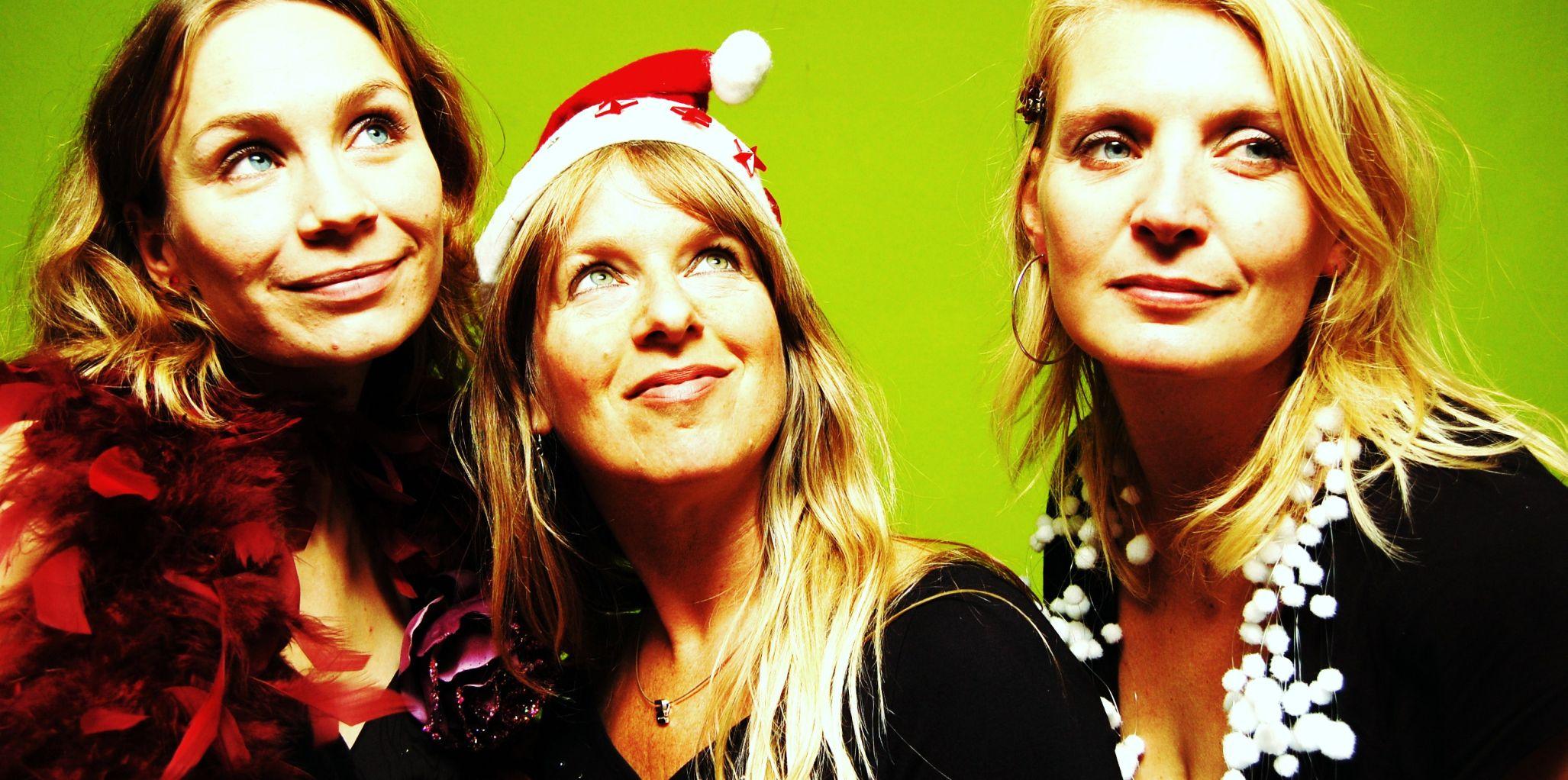 Meerstemmige soul-, jazz-, pop- en kerstnummers